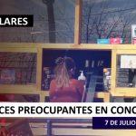 Índices preocupantes en Concón