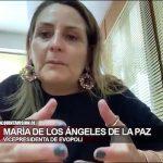Entrevista María de los Ángeles de la Paz