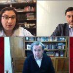 Entrevista Arife Mansur /Jaime Barrientos
