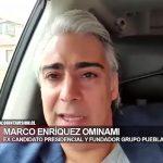 Entrevista Marco Enríquez - Ominami