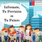"""""""Infórmate, tu Previsión es tu Futuro"""" 08 noviembre 2020"""