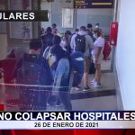 No colapsar hospitales