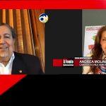 Entrevista Andrea Molina
