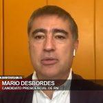 Entrevista Mario Desbordes