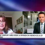 Entrevista María Violeta Silva