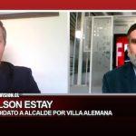 Entrevista Nelson Estay