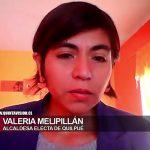 Entrevista Valeria Melipillán