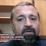 Entrevista Óscar Calderón