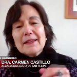 Entrevista Dra. Carmen Castillo