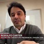 Entrevista Rodolfo Carter